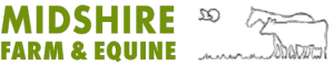 Midshire Farm & Equine logo